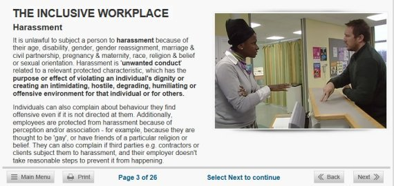 inclusive workplace training